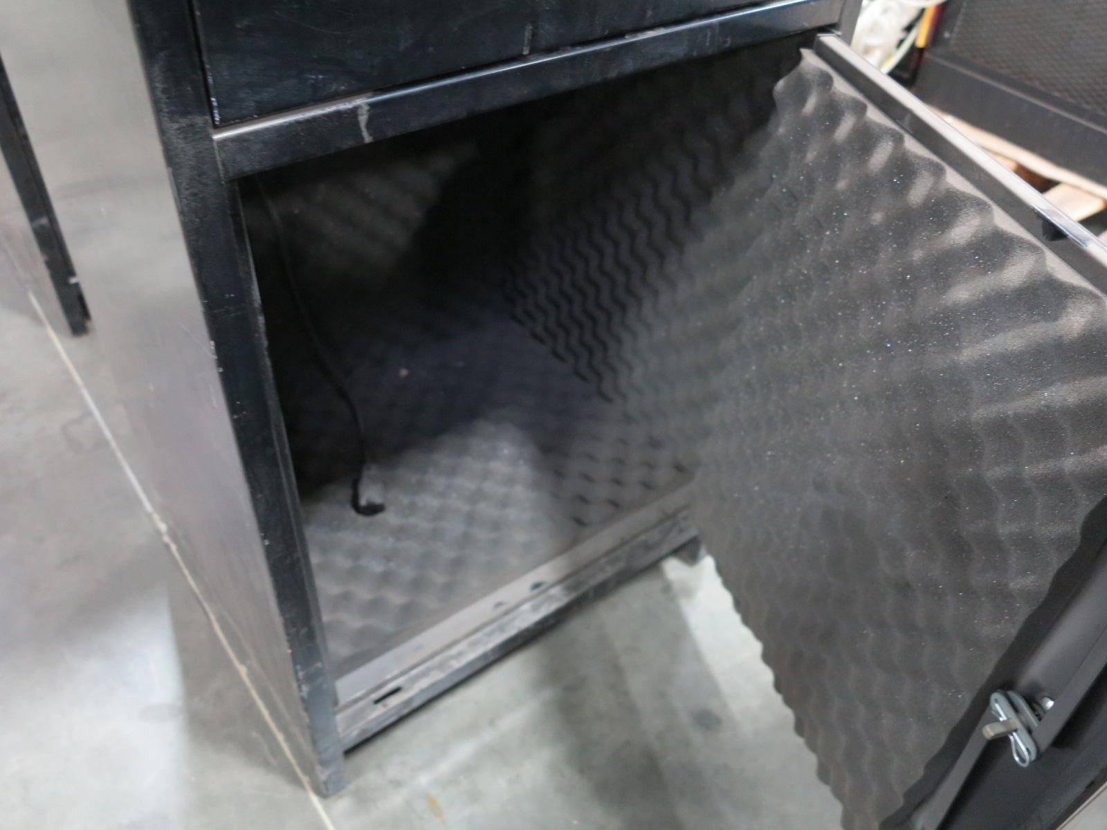 Lot 45 - Diamond Ground Products Piranha III Tungsten Electrode Grinder, s/n P3-07112922-R2-V2, w/ Vacuum