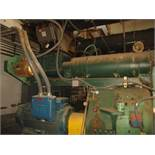 """Sprout Waldron 26-300 Pellet Mill, 26"""" Ring Die, 3 Ton Per Hour, 300 HP, s/n 79-89, w/2014 AKG 6PKT9"""