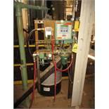 Lincoln 8550 Lubrication System w/Drum Pump