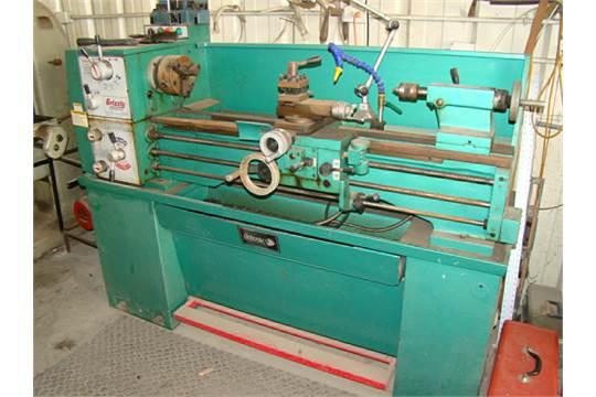 Grizzly 110 volt metal lathe 69036 Gear-Head floor lathe, 1