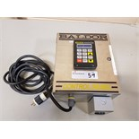 Baldor variable frequency drive.