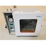 "VWR vacuum oven, model 1415M, 9"" x 9"" x 11"" deep chamber, 115 volt."
