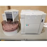 Shimadzu Total Organic Carbon analyzer system, consisting of TOC-VWP and ASI-V units, 68 sample