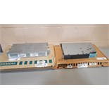 Siemens line filter and motor control.