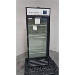 "VWR Symphony freezer, model SCLP-26, 26"" W x 24"" D x 52""H, 115 volt."