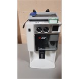 Beckman-Coulter Z2 particle counter and size analyzer