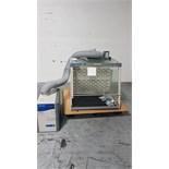 "Labconco Xpert Balance Enclosure with Filtermate HEPA unit, 35"" W x 30"" H x 24"" D."