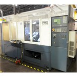 SPINNER (1998) PD-CNC 4-AXIS GANG TYPE ULTRA-PRECISION CNC MACHINING CELL WITH SIEMENS 840D