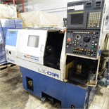"MIYANO LZ-1OR CNC TURNING CENTER WITH FANUC SERIES 21i-T CNC CONTROL, TRAVELS X-9.44"", Z-7.48"", 60-"