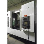 "KITAMURA MY-CENTER 4X-iF VMC WITH FANUC SERIES 16i-MB CNC CONTROL, TRAVELS X-40"", Y-20"", Z-20"", 20."
