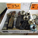 LOT/ COLLETS & TOOL HOLDERS