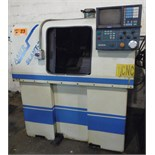 "AMERI/TECH SLANT-30 CNC TURNING CENTER WITH HUST T-11 CNC CONTROL, TURNING DIAMETER 2.750"", LENGTH"