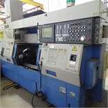 MAZAK MULTIPLEX 610 TWIN SPINDLE CNC TURNING/MILLING CENTER
