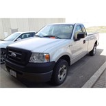 FORD F-150 XL (2006) PICK UP TRUCK WITH 4.2L ENGINE, 2WD, 184, 821KM, 6.5' BOX, VIN