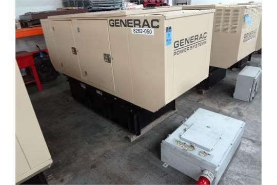 10 kw 10 kva generac model 9117690200 diesel generator s n