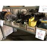 CAT & Volvo assorted parts, etc..., 7 boxes (Lot)