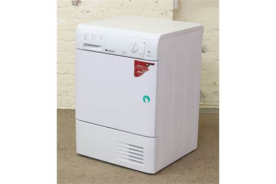 a hotpoint aquarius 8kg tumble dryer model no tcm580 in white rh the saleroom com Kindle Fire User Guide Example User Guide
