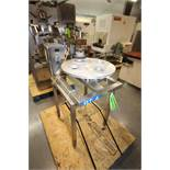"Squire Int. Packing 4 - Station S/S Sealer, with 3 1/4"" W Change Parts (Located at the MDG Auction"