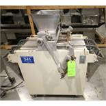 "Magna Mixer Cookie Depositor, Model 17F-PX4-G, SN 40674, 18"" W, with 15"" L x 12"" W S/S Hopper & 6"