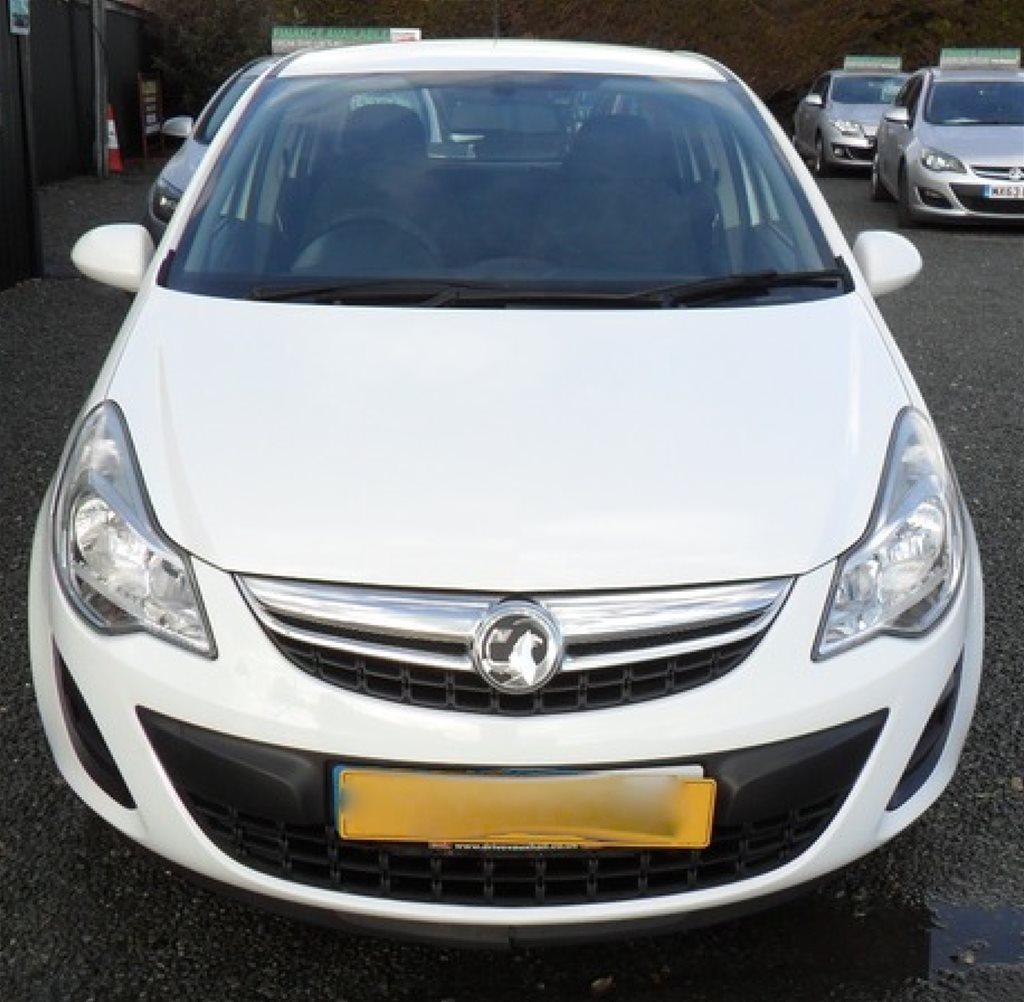 Registration: BT12YHV Make: Vauxhall Model: Corsa