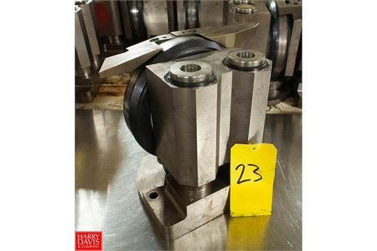 Fette Pressure Rollers Gear Box Drive