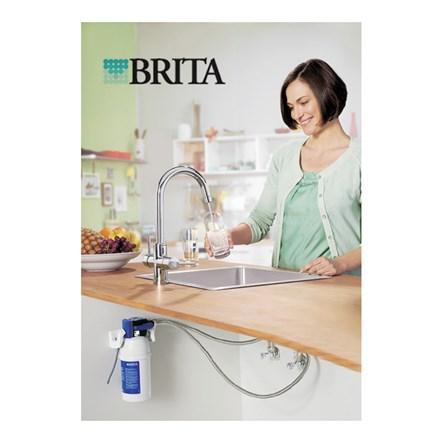 60 brita sano 3 way single lever brita filter kitchen tap chrome rrp the sano 3 way. Black Bedroom Furniture Sets. Home Design Ideas