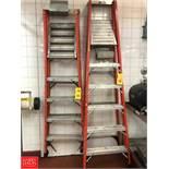 6' Fiberglass Ladder **Rigging Fee = $10