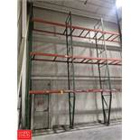 Sections of Pallet Racking Rigging Fee: $2500