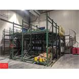 Racking Mezzanine System Rigging Fee: $700