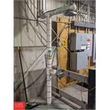 B-L-S Industries Heated Emergency Shower & Eyewash Station Model ES-2 Rigging Fee: $50