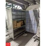 Cold Storage Mobile Shelving Units Rigging Fee: $150
