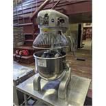 Thunderbird 20 Quart Mixer with Bowl Guard