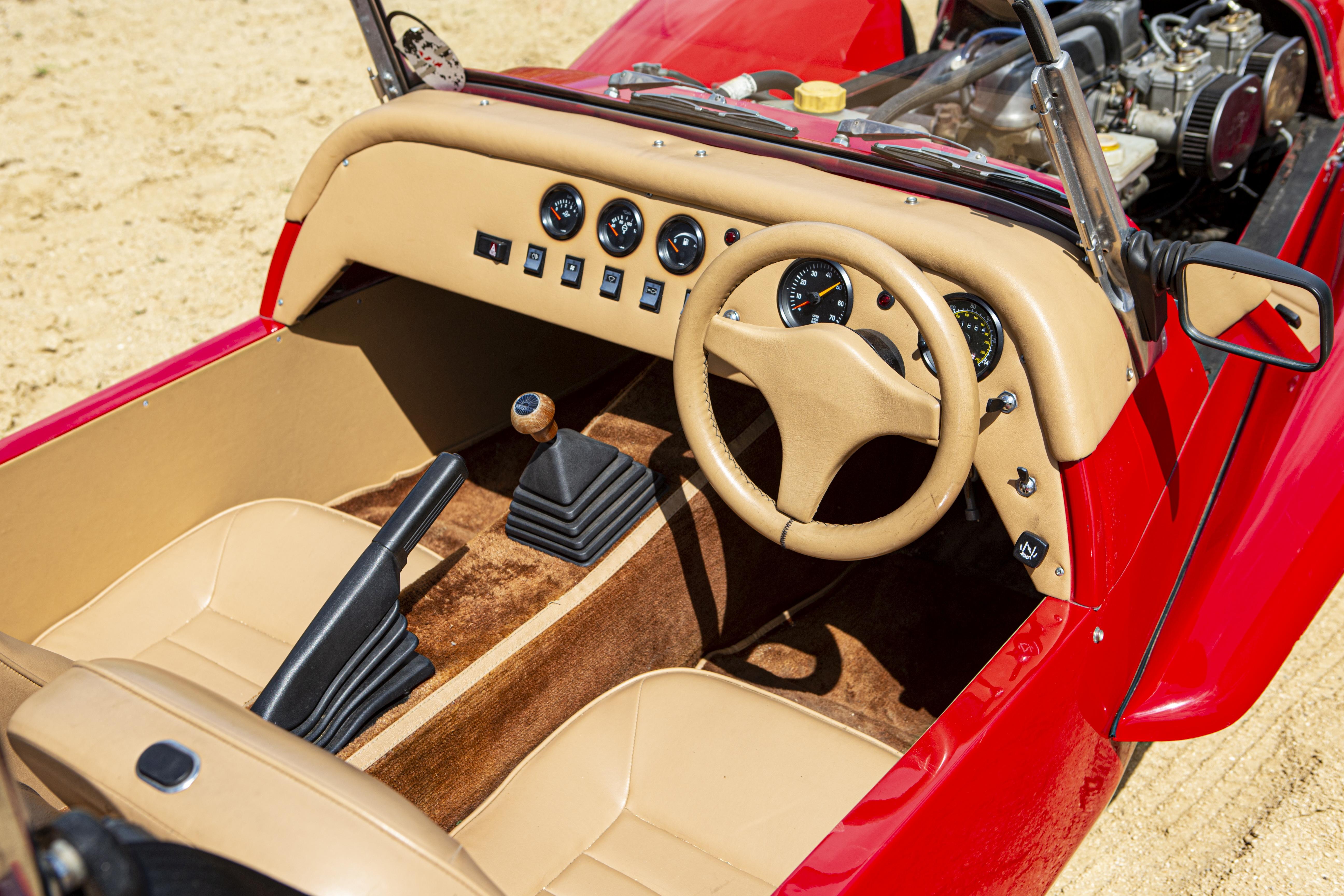 1992 Westfield Chassis no. 92WS1208 - Bild 10 aus 18