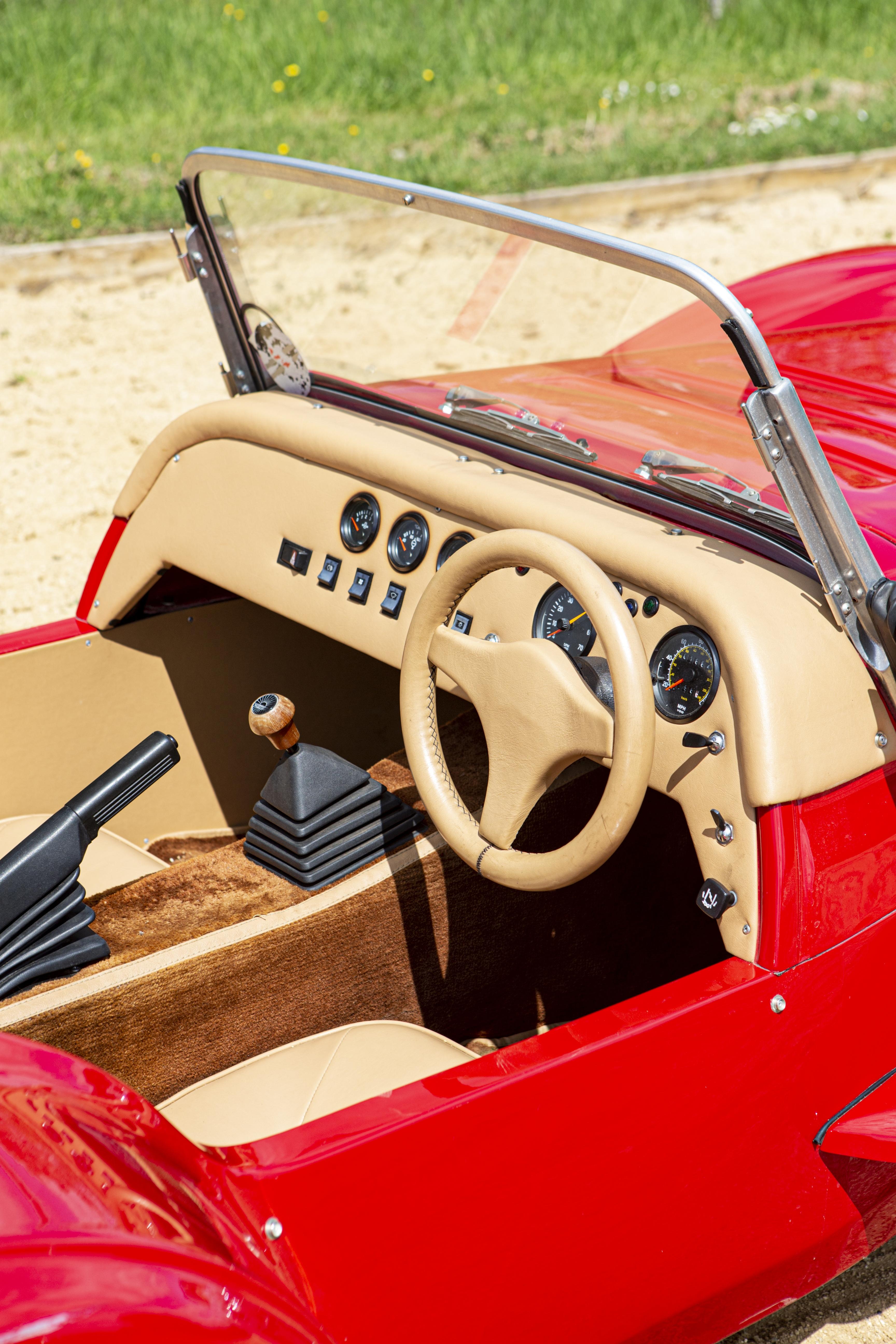 1992 Westfield Chassis no. 92WS1208 - Bild 6 aus 18