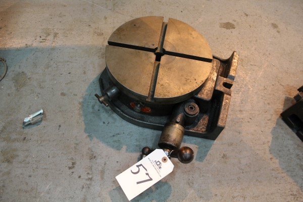 "Lot 57 - 12"" Rotary Table 