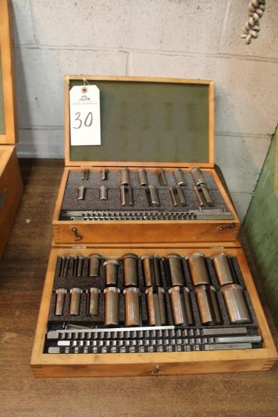 Lot 30 - Dumont Broach Set | Location: PM3 2nd Floor Machine Shop