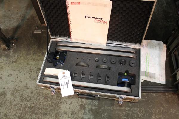 Lot 44 - Fixture Laser, Cardan Shaft Fixture Alignment System | Location: PM3 2nd Floor Machine Shop