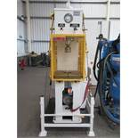 Harte/Alexander Machinery Engineering Fly Press