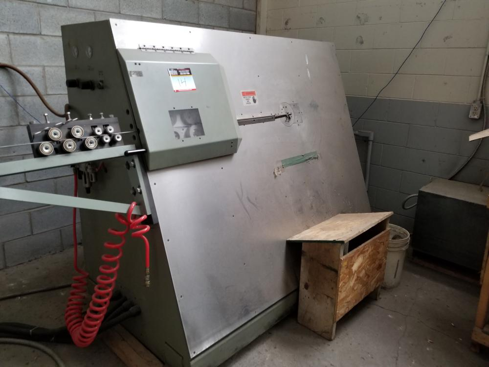 Rod bending machine 230 volts / Plieuse de tige 230 volts