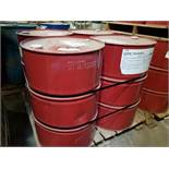 4 Isocyanate barrels / 4 Barils d'isocyanate