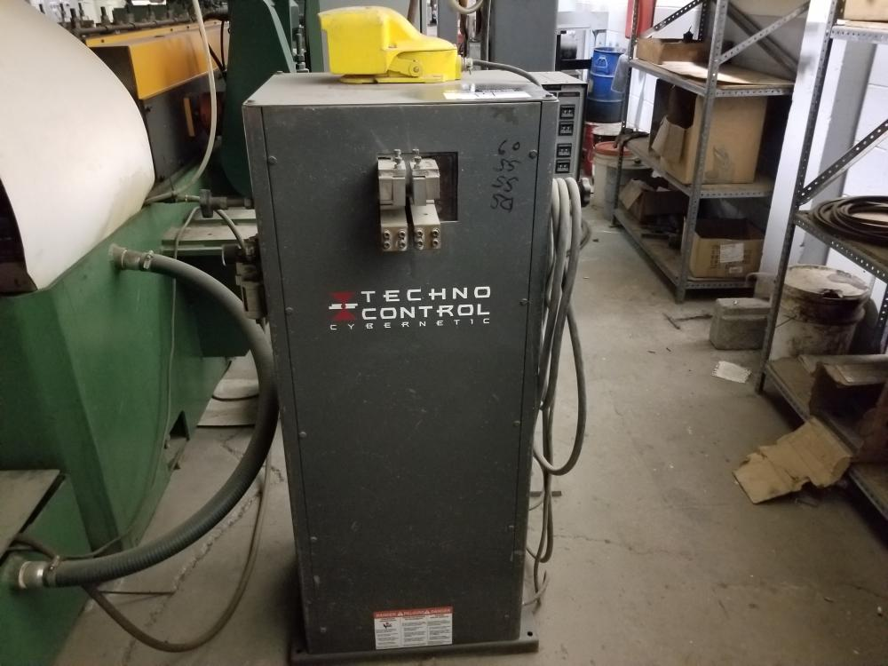 2 TECHNO CONTROL BWF35, 575 volts TECHNO CONTROL welding machines / 2 Soudeuses TECHNO CONTROL - Image 3 of 3