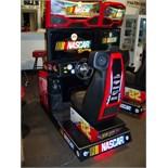 "NASCAR RACING 32"" LCD ARCADE GAME GLOBAL VR"