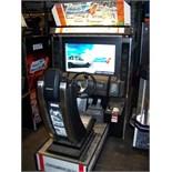 INITIAL D4 SITDOWN RACING ARCADE GAME SEGA