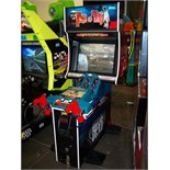 HOUSE OF THE DEAD ZOMBIE SHOOTER ARCADE GAME SEGA