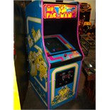 MS. PACMAN UPRIGHT CLASSIC ARCADE GAME