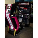 ROAD FIGHTERS KONAMI 3D DELUXE RACING ARCADE GAME