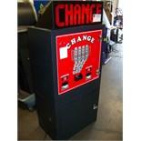 AC6000 COIN DOLLAR CHANGER MACHINE AMERICAN CORP.