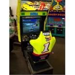SEGA DAYTONA USA 2 RACING ARCADE GAME