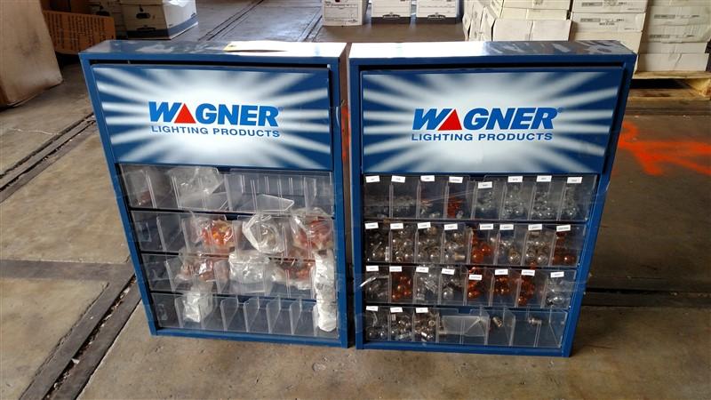 Lot 30 - NEW Light Bulbs (2 Wagner Cabinets): 7.25% Sales Tax charged - (1 x Bid)