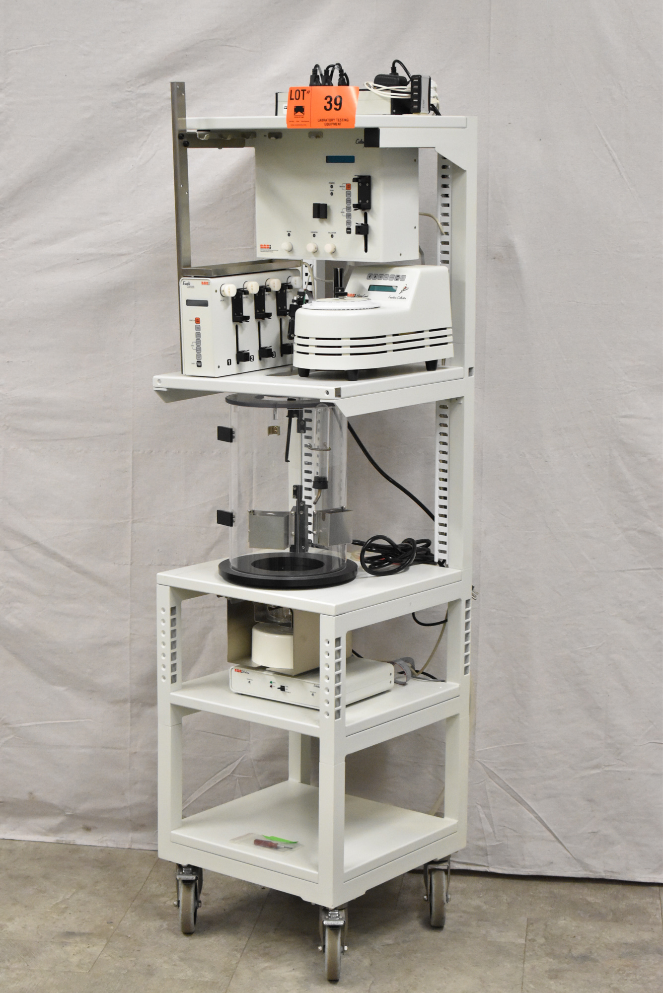 CULEX MICRO-DIALYSIS SYSTEM CONSISTING OF CULEX EMPIS PROGRAMMABLE INFUSION SYSTEM, CULEX HONEY COMB